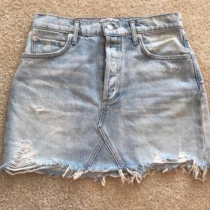 Agolde Skirts - Agolde Quinn Skirt